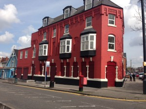 WITTON ROAD FRONT